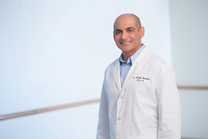 Dr. Nashin Manohar, DO- Regenerative Medicine